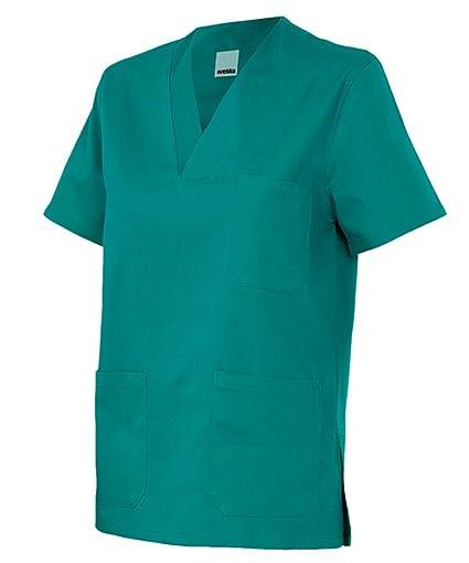 Velilla 589/C2/T2 - Camisola pijama de manga corta con escote en pico