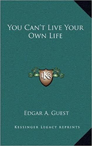 Book You Can't Live Your Own Life