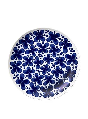 "Iittala  RArstrand Mon Amie Dinner Plate 10.6"" ,Blue"