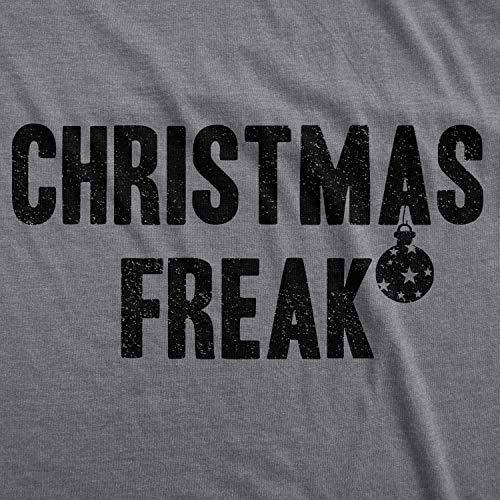 Buy crazy dog t-shirts womens christmas freak t shirt
