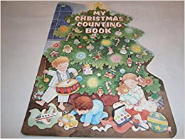 Book My Christmas Counting Book (a Golden Super-Duper Shape Book, 10361)