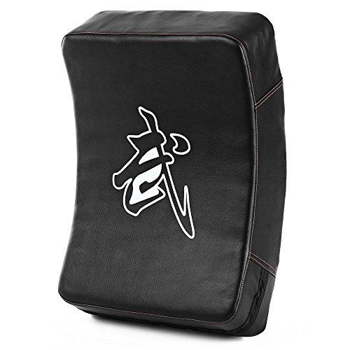 D-Trading Arc-shape Boxing Pad Punching Bag Karate Muay TKD Training Foot Target (Tkd Bag)