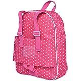 """Costzon Doll Travel Backpack Carrier Case Kids School Bag for 18"""" Dolls"""