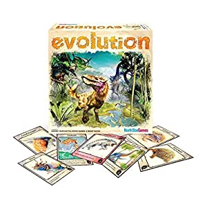 Evolution Board Game, 1st Edition (Discontinued)