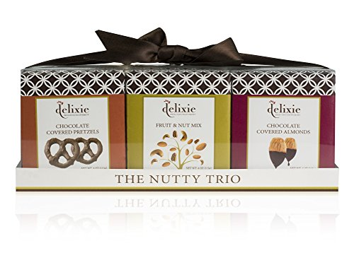 Delixie Nutty Trio Gift Feat