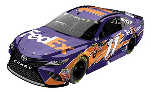 Lionel Racing Denny Hamlin #11 Fedex Express 2018 Toyota Camry 1:24 Arc Diecast Car