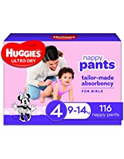 Huggies Ultra Dry Nappy Pant
