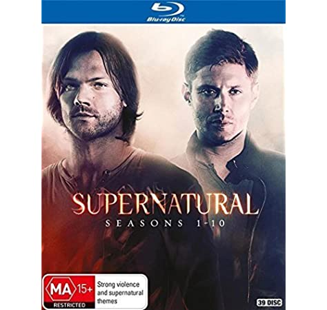 Supernatural: Seasons 1-10 Complete Series Blu-ray Region-Free: Amazon.es: Cine y Series TV