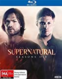 Supernatural: Seasons 1-10 Complete Series [Blu-ray] [Region-Free] [AU Import]