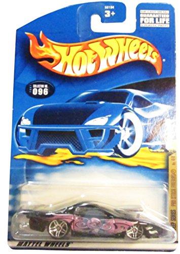 (Skin Deep Series #4 Pro Stock Firebird #2001-96 Collectible Collector Car Mattel Hot Wheels)