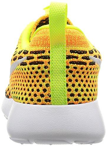 White Trail Mujer Black Zapatillas Nike Amarillo 704927 volt Running Para 702 De Total Orange wfAvBqf