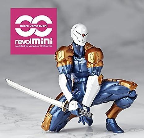 Amazon.com: Micro Yamaguchi Riborumini METAL GEAR SOLID ...