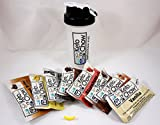 #8: Keto Chow Ultra Low Carb Meal Replacement, complete nutrition for Ketogenic Diet (Variety Bundle)