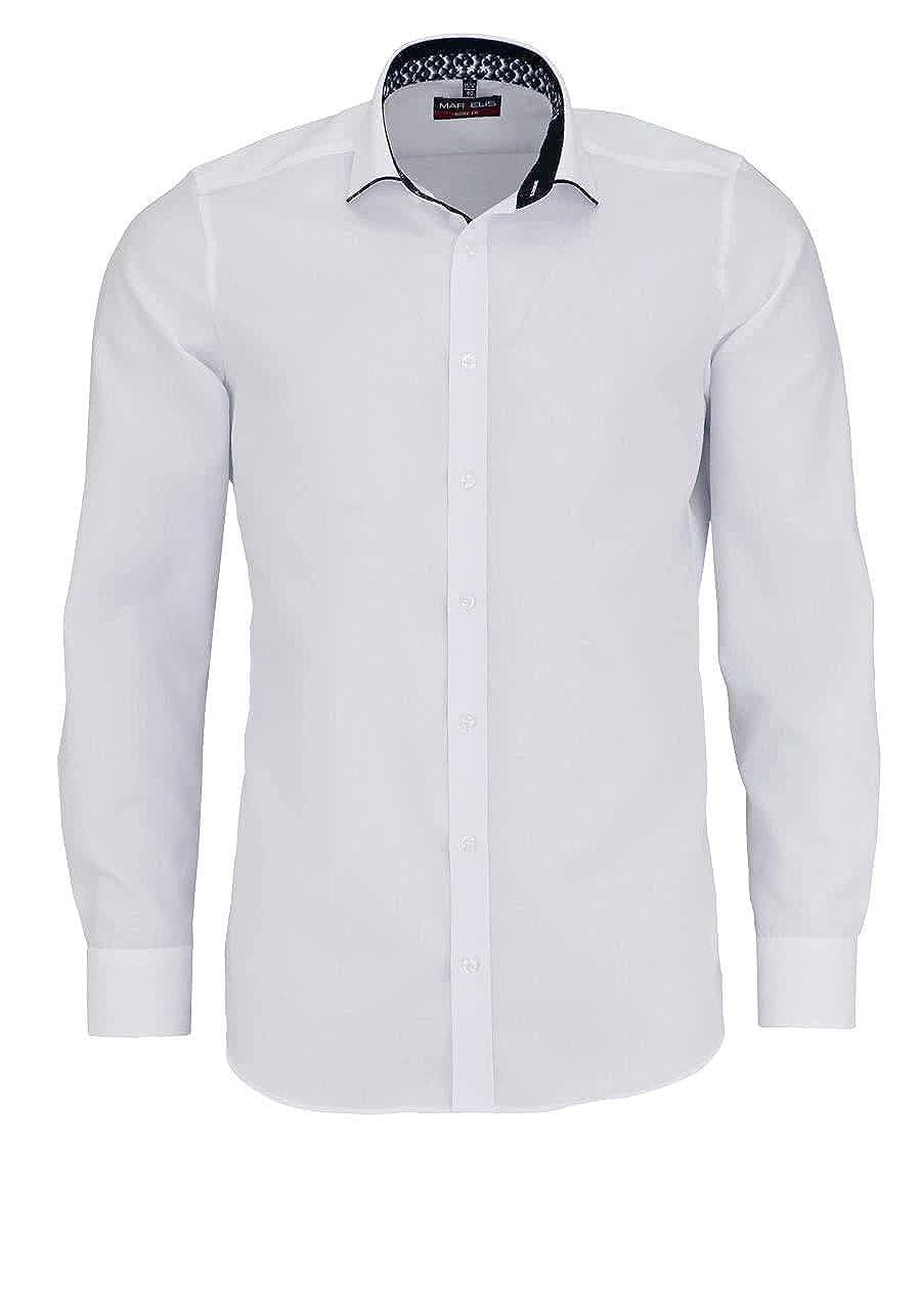TALLA 41. Marvelis - Camisa Formal - para Hombre
