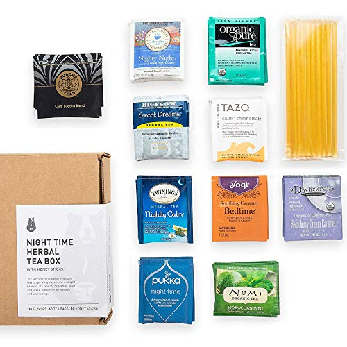 Juego de regalo de muestra de té, surtido de té, té libre de ...