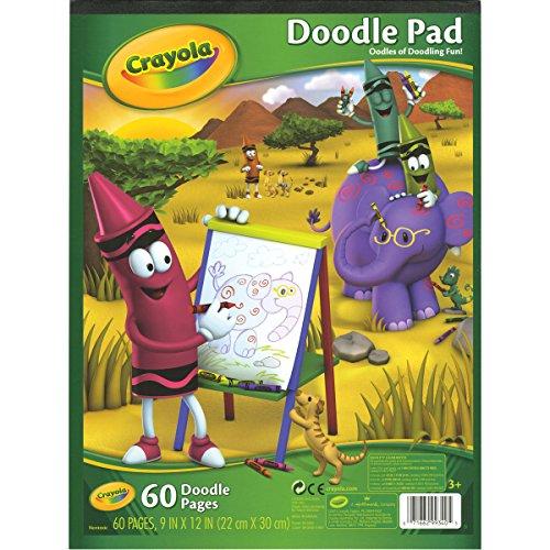 Crayola Doodle Pad 9