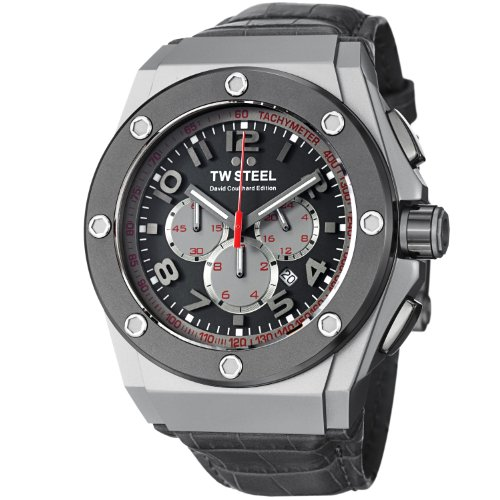 TW Steel Men's CE4002 CEO Tech Grey Chronograph Watch
