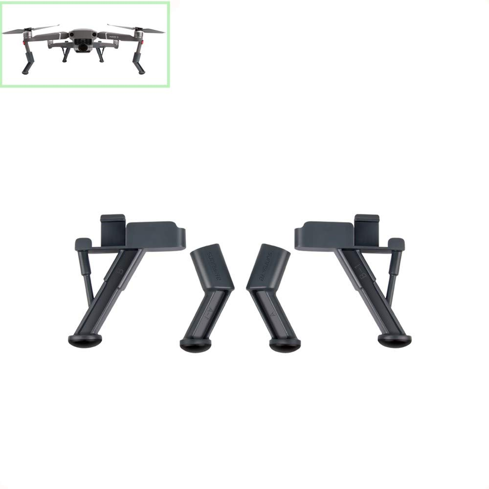 Extended Landing Gear Protector Heightened Landing Skid for DJI Mavic 2
