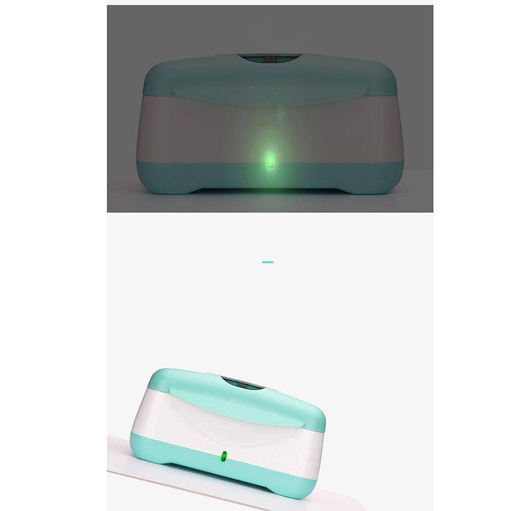 LiuJianQin NPHWQ ZXQL Baby Wipes Calefactor/Caja de Calentamiento/Máquina de Toalla húmeda / 24 Horas Temperatura Constante de 40 Grados: Amazon.es: Hogar