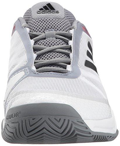 adidas Men's Barricade Club Tennis Shoe, 10