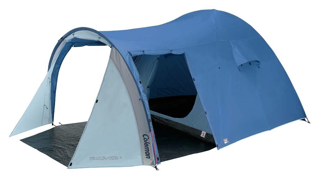 Coleman Trailblazer 4 Four Person Tent Amazon.co.uk Sports u0026 Outdoors  sc 1 st  Amazon UK & Coleman Trailblazer 4 Four Person Tent: Amazon.co.uk: Sports ...