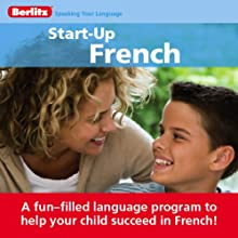 Start-Up French Audiobook by  Berlitz