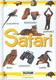 SAFARI (PRIMERAS PALABRAS) (Spanish Edition)