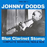 Blue Clarinet Stomp: Complete Sessions 1928-1929