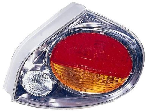 - Depo 315-1937R-US Nissan Maxima Passenger Side Replacement Taillight Unit without Bulb