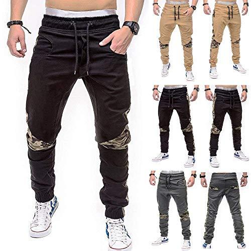 Fit Dritta Slim Pantaloni Moda Classiche Jeans Athletic Ragazzi Matita Casual Nero Camouflage A Uomo Gamba PUtPqIxaw