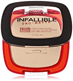 Loreal Face Powder L'Oreal Paris Cosmetics Infallible Pro-Matte Powder, Porcelain, 0.31 Ounce