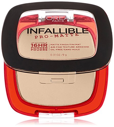 Paris Infallible Pro Matte lightweight shine defying