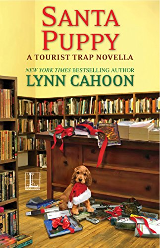 Santa Puppy (Kindle Single) (A Tourist Trap Mystery) by [Cahoon, Lynn]