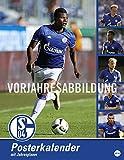 Schalke 04 Posterkalender - Kalender 2018