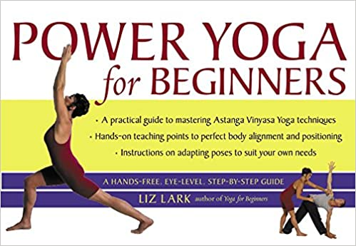 Power Yoga for Beginners: Amazon.es: Liz Lark: Libros en ...
