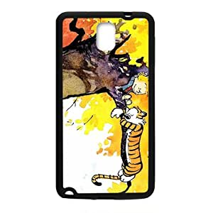 SKULL Calvin and tigger Cell Phone Case for Samsung Galaxy Note3
