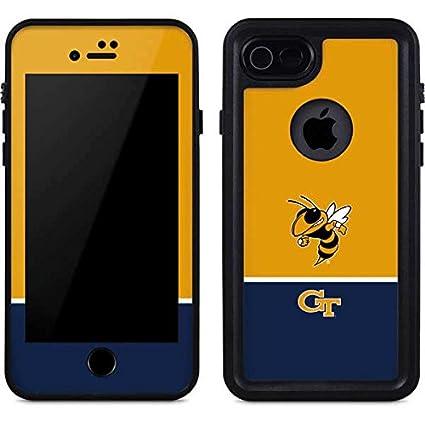 purchase cheap 3e060 3c599 Georgia Tech iPhone 7 Case - Georgia Tech Yellow Jackets   Schools X Skinit  Waterproof Case