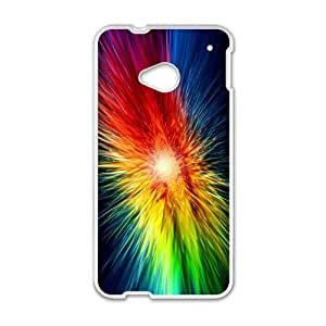 HDSAO Colour Phone Case for HTC One M7 case
