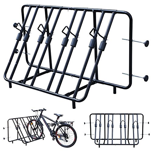 Yaheetech 4 Bicycle Bike Rack Pick Up Tr - Fit Truck Rack Shopping Results