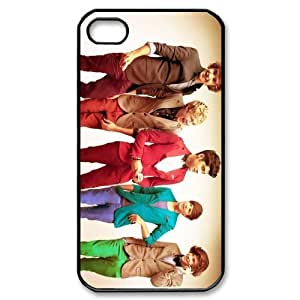Customize One Direction Zayn Malik Liam Payn Niall Horan Louis Tomlinson Harry Styles Case for iphone4 4S JN4S-1771