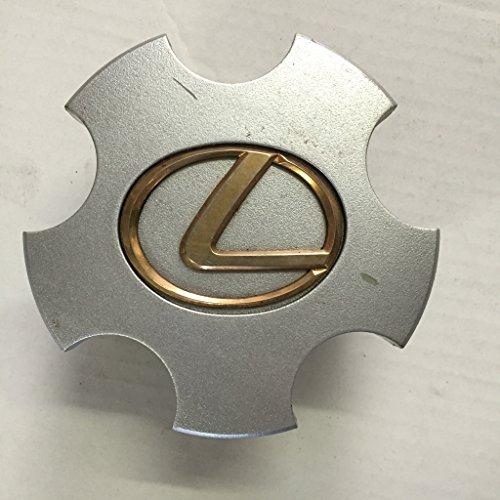 LEXUS Single OEM Gold Center Cap for 1995 1996 ES 8114 74139 ()