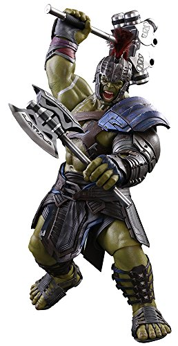 Hot Toys Gladiator HULK Sixth Scale 1/6th Collectible Marvel Action Figure Thor: Ragnarok - Movie Masterpiece Series - IN STOCK NOW (Sideshow Hot Toys)