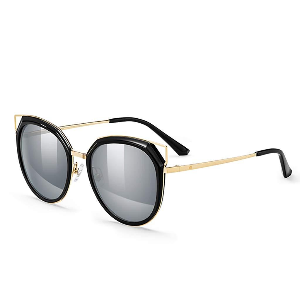 黒偏光80年代レトロ、男性用クラシックスタイリッシュサングラス   B07S35SFL8