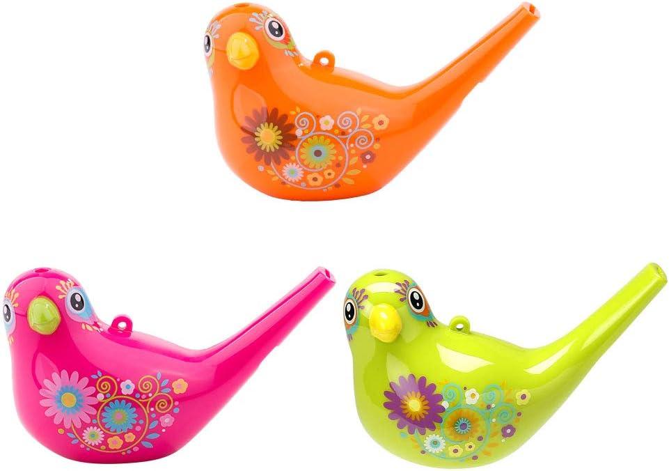 Bird whistle magic fun bird caller tongue for boys /& girls toys CTS