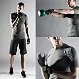 Glofit Freedom Workout Gloves, Knuckle Weight