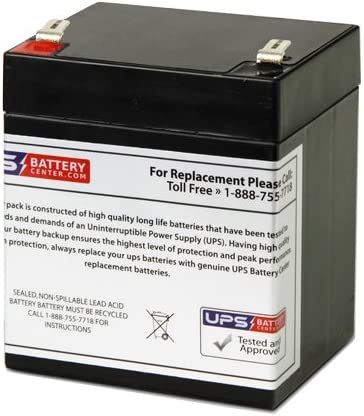 Fresh Stock Compatible Replacement Battery Eagle Picher CFM12V4.6M