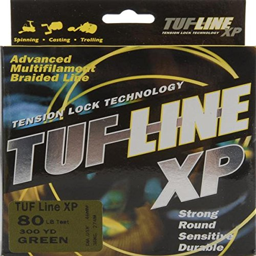Western Filament TUF-Line XP, Green (Tension Lock Tuf Xp Line)