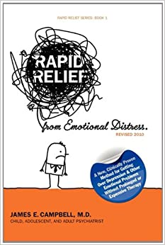 Rapid Relief from Emotional Distress II: Blame Thinking Is Bad for Your Mental Health