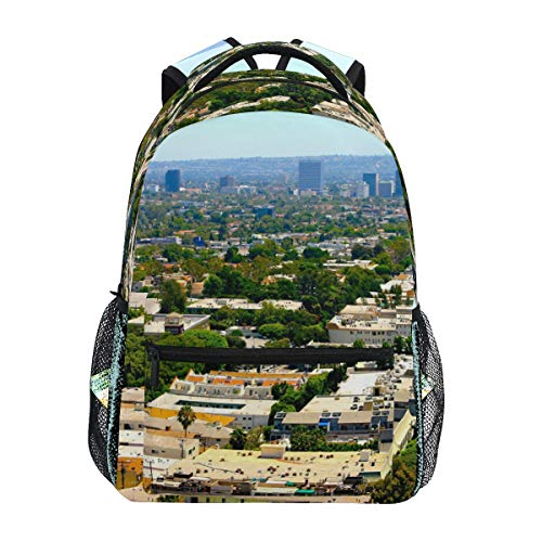 Avery Dennison Graphics Academy Backpacks College School Book Bag Travel Hiking Camping Daypack