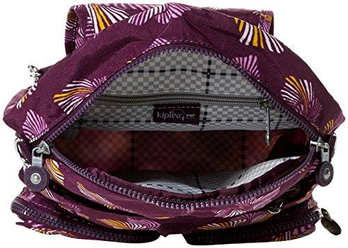 Kipling Firefly N - Mochilas Mujer Varios colores (Herridage Fl)